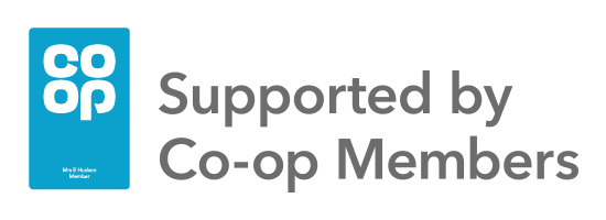 Supported by Co-op Members